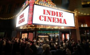 What is indiecinema?