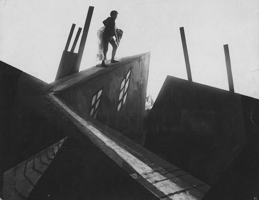 expressionism Nosferatu