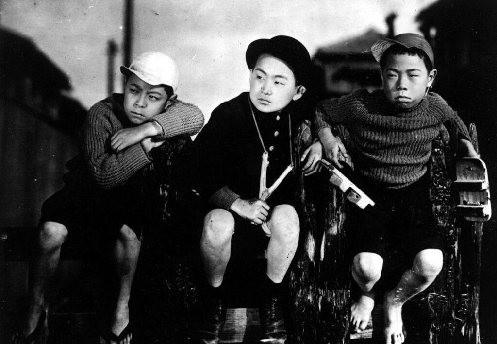 Ozu-I-Was-Born-But
